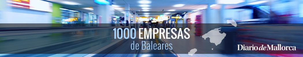 1000  Empresas de Baleares