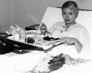 Джин Сиберг, жена Ромена Гари.