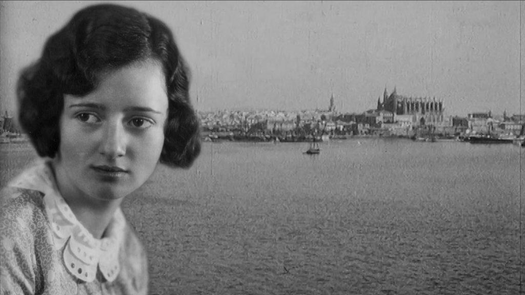 Lore Krüger fue quien dio pie a este documental. DIARIO DE MALLORCA