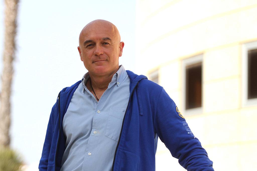 Manu San Félix, biólogo, fotógrafo marino y director de un proyecto de National Geographic.