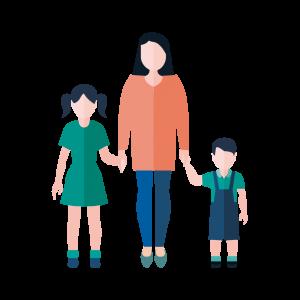 Familia monoparental