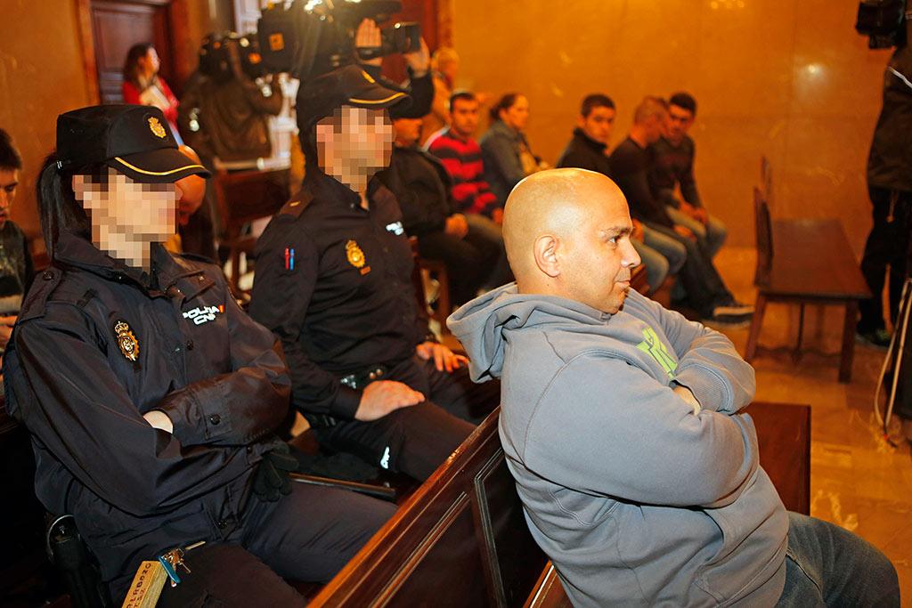 sentenciado a 33 años