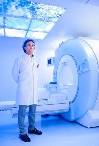 Doctor Pedro de Miguel, jefe de servicio de radiodiagnóstico de Clínica Rotger